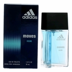 Adidas Moves by Adidas, 1 oz Eau De Toilette Spray for Men