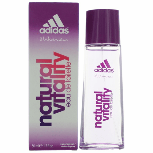 Adidas Natural Vitality by Adidas, 1.7 oz Eau De Toilette Spray for Women