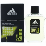 Adidas Pure Game by Adidas, 3.4 oz Eau De Toilette Spray for Men