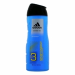 Adidas Sport Energy by Adidas, 13.5 oz 3 in 1 Shower Gel for Men