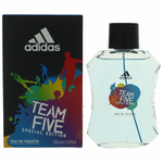 Adidas Team Five by Adidas, 3.4 oz Eau De Toilette Spray for Men