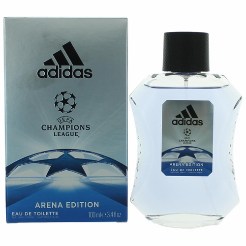 Adidas UEFA Champions League Arena Edition by Adidas, 3.4 oz Eau De Toilette Spray for Men
