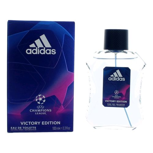 Adidas UEFA Champions League Victory Edition by Adidas, 3.4 oz Eau De Toilette Spray for Men