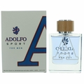 Adolfo Sport by Adolfo, 3.4 oz Eau De Toilette Spray for Men