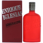Adrenaline by Enrique Iglesias, 3.4 oz Eau De Toilette Spray for Men