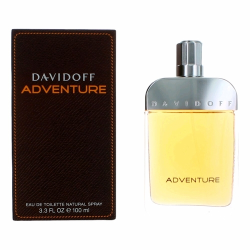 Adventure by Davidoff, 3.3 oz Eau De Toilette Spray for Men