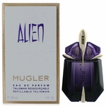 Alien by Thierry Mugler, 1 oz Eau De Parfum Refillable Spray for Women