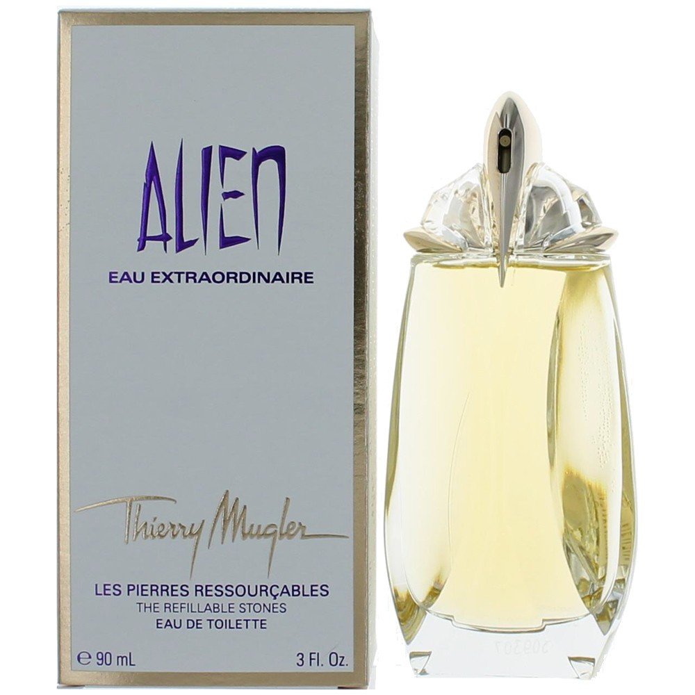 Authentic Alien Eau Extraordinaire Perfume By Thierry Mugler