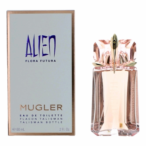 Alien Flora Futura by Thierry Mugler, 2 oz Eau De Toilette Spray for Women