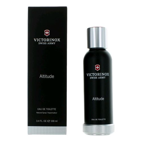Altitude by Swiss Army, 3.4 oz Eau De Toilette Spray for Men