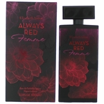Always Red Femme by Elizabeth Arden, 3.3 oz Eau De Toilette Spray for Women