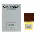 Ambar Del Sur by Carner Barcelona, 3.4 oz Eau De Parfum Spray for Unisex