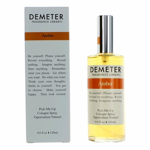 Amber by Demeter, 4 oz Cologne Spray for Women