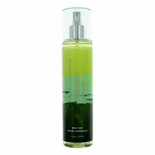 Amber & Eucalyptus by Aeropostale, 8 oz Body Mist for Women