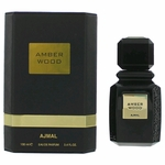 Amber Wood by Ajmal, 3.4 oz Eau De Parfum Spray Unisex