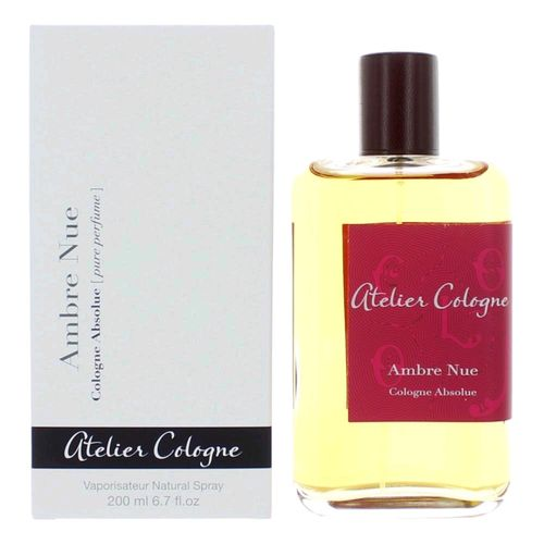 Ambre Nue by Atelier Cologne, 6.7 oz Cologne Absolue Spray Unisex