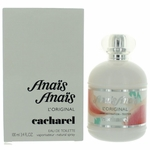 Anais Anais L'Original by Cacharel, 3.4 oz Eau De Toilette Spray for Women Tester