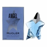 Angel by Thierry Mugler, 3.4 oz Eau De Parfum Spray Refillable Star for Women