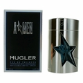Angel by Thierry Mugler, for men (A*men) 3.4 oz Eau De Toilette Refillable Spray in Metal Case