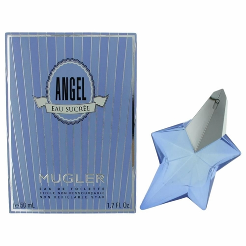 Angel Eau Sucree by Thierry Mugler, 1.7 oz Eau De Toilette Spray for Women