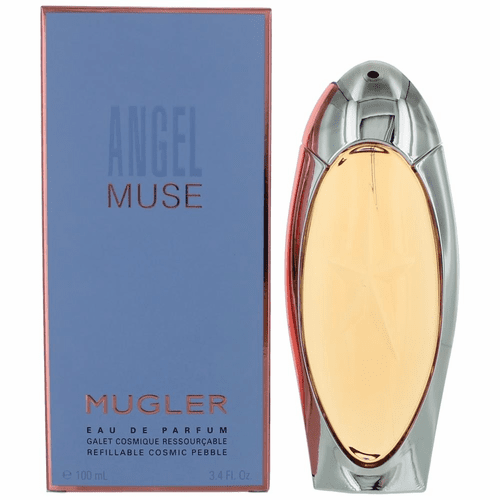 Angel Muse by Thierry Mugler, 3.3 oz Eau De Parfum Refillable Spray for Women
