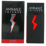 Animale Intense by Animale, 3.4 oz Eau De Toilette Spray for Men