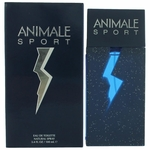 Animale Sport by Animale, 3.4 oz Eau De Toilette Spray for Men