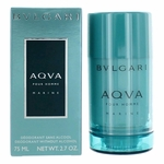 Aqva Marine by Bvlgari, 2.7 oz Deodorant Stick for Men (Aqua)