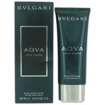 Aqva Pour Homme by Bvlgari, 3.4 oz After Shave Balm for Men