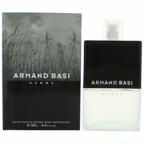 Armand Basi Homme by Arman Basi, 4.2 oz Eau De Toilette Spray for men