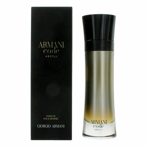 Armani Code Absolu by Giorgio Armani, 3.7 oz Parfum Spray for Men