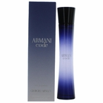 Armani Code by Giorgio Armani, 2.5 oz Eau De Parfum Spray for Women