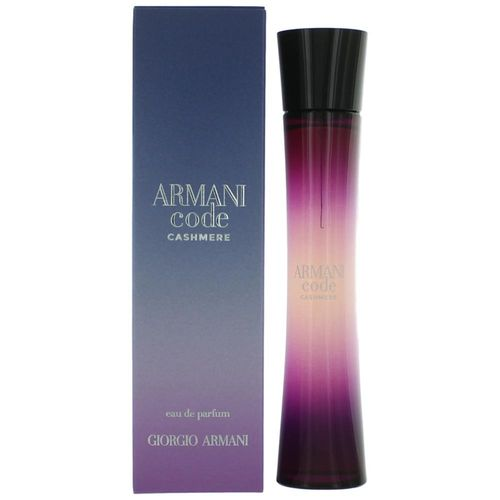Armani Code Cashmere by Giorgio Armani, 2.5 oz Eau De Parfum Spray for Women