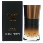 Armani Code Profumo by Giorgio Armani, 1 oz Parfum Spray for Men