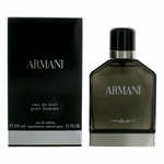 Armani Eau De Nuit Pour Homme by Giorgio Armani, 3.4 oz Eau De Toilette Spray for Men