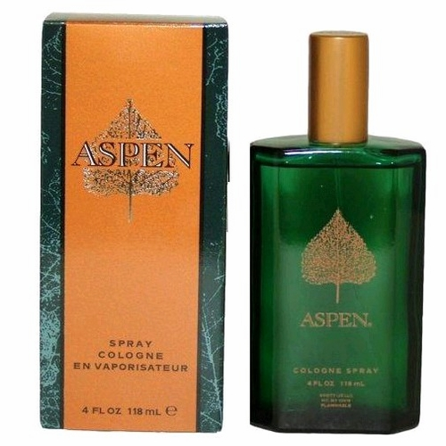 Aspen by Coty, 4 oz Cologne Spray for Men