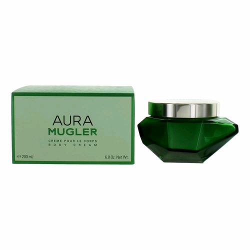 Aura by Thierry Mugler, 6.8 oz Body Cream for Women
