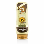 Australian Gold Lotion Sunscreen SPF 15 with Instant Bronzer  237ml/8oz