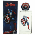 Avengers Captain America by Marvel, 3.4 oz Eau De Toilette Spray for Men