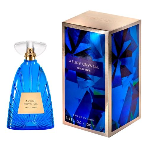 Azure Crystal by Thalia Sodi, 3.4 oz Eau De Parfum Spray for Women
