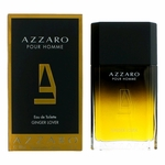 Azzaro Ginger Lover by Azzaro, 3.4 oz Eau De Toilette Spray for Men