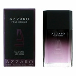Azzaro Hot Pepper by Azzaro, 3.4 oz Eau De Toilette Spray for Men