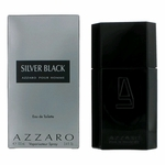 Azzaro Silver Black by Azzaro, 3.4 oz Eau De Toilette Spray for Men
