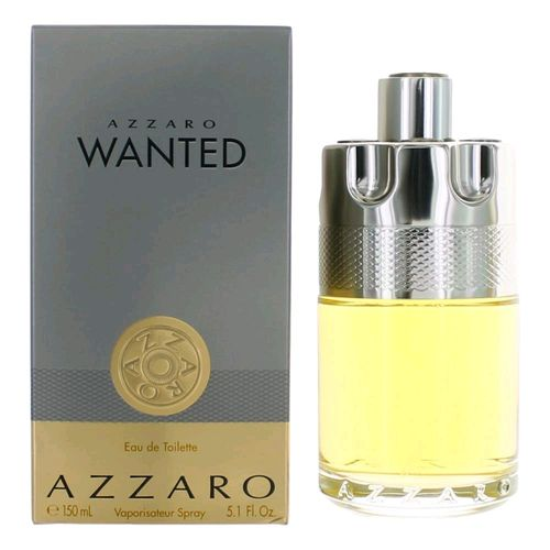 Azzaro Wanted by Azzaro, 5.1 oz Eau de Toilette Spray for Men