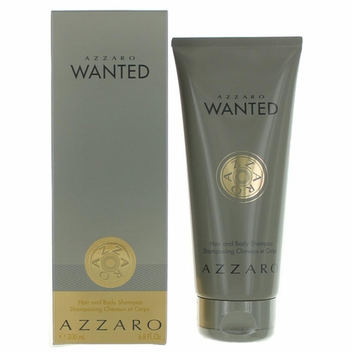 Authentic Azzaro Wanted Cologne By Azzaro 6 8 Oz Hair And
