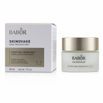 Babor Skinovage [Age Preventing] Purifying Cream Rich 5.2 - For Problem & Oily Skin  50ml/1.7oz