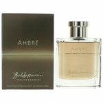 Baldessarini Ambre by Baldessarini, 3 oz Eau De Toilette Spray for Men
