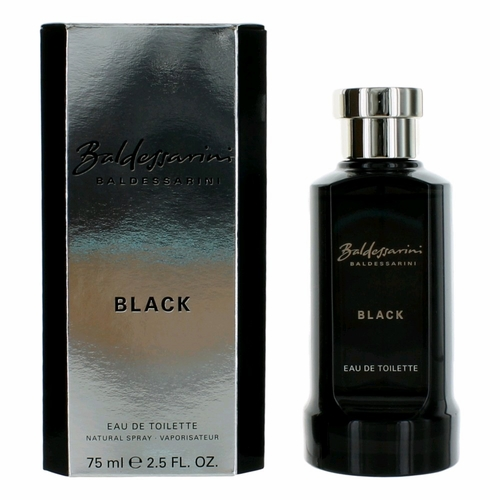 Baldessarini Black by Baldessarini, 2.5 oz Eau De Toilette Spray for Men