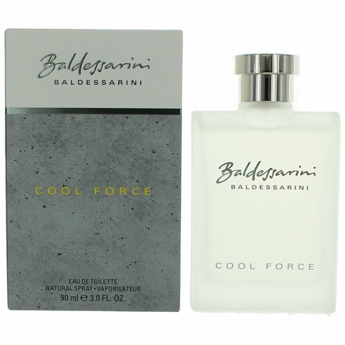 Baldessarini Cool Force by Baldessarini, 3 oz Eau De Toilette Spray for Men