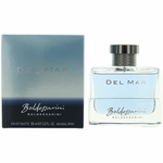 Baldessarini Del Mar by Baldessarini, 3 oz Eau De Toilette Spray for Men
